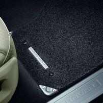 Велюровые коврики для Range Rover Vogue
