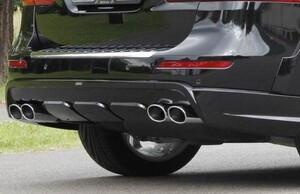 Глушитель Carlsson для Mercedes ML350 W166