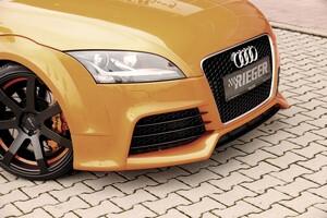 Передний бампер Rieger для Audi TT 8J