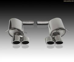 Глушители Piecha Design для Mercedes C300 С350 W204