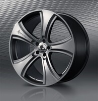 20'' Литой диск Hofele Reverso II для Audi Q7