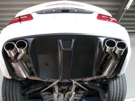 Глушители Piecha Design для Mercedes E-Class Coupe C207