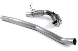 Downpipe Milltek для Audi TT/TTS (с катализатором)
