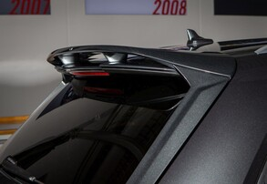 Спойлер ABT для Audi Q7 4M