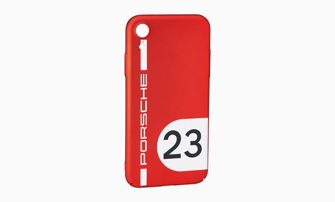 Чехол для iPhone XR Porsche 917