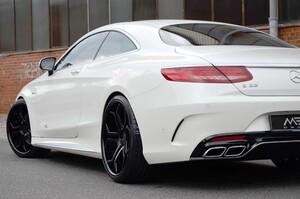 Глушители MEC Design для Mercedes S63 Coupe C217