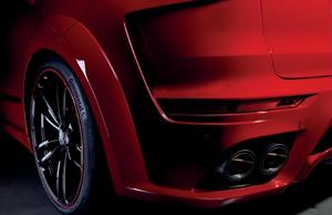 Глушитель Techart Sport для Porsche Cayenne 958