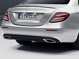 Спойлер на крышку багажника для Mercedes E-Class W213