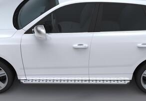 Подножки ABT для Audi Q7 4L