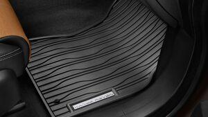 Резиновые коврики для Range Rover Velar