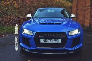 Капот Prior Design для Audi A5 B8
