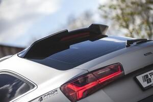 Спойлер Prior Design для Audi A6 Avant C7