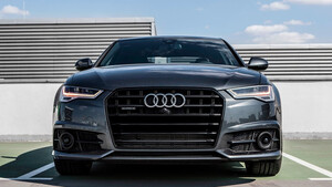 Решетка радиатора S-Line для Audi A6 4G