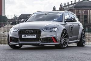 Обвес Prior Design для Audi A6 RS6 Avant C7