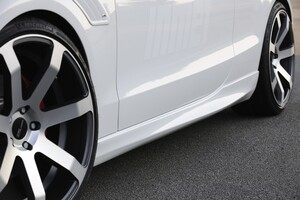 Пороги Rieger для Audi A5 Coupe B8
