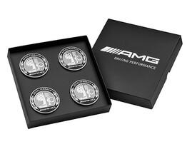 Заглушки центрального отверстия диска AMG для Mercedes