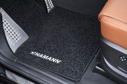 Велюровые коврики Hamann для BMW X5 G05