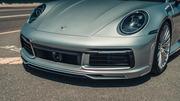 Накладка переднего бампера Techart для Porsche 992