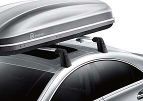 Багажник на крышу для Mercedes CLS C218