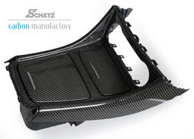Карбоновая консоль Schatz для Mercedes