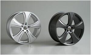 22'' Литой диск Hofele Reverso II для Mercedes ML W166