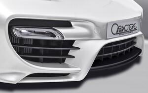 Передний бампер Caractere для Porsche Panamera