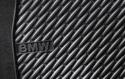 Резиновые ножные коврики для BMW F12/F13 6-серия, передние