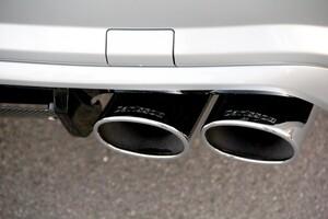 Глушители Carlsson для Mercedes CLS63 AMG C218