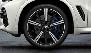 Комплект колес Star Spoke 749M Performance Bicolor для BMW X5 G05