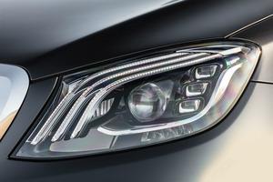 Рестайлинг фары для Mercedes S-Class W222