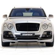 Карбон в передний бампер Startech для Bentley Bentayga