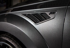 Вставки в крылья ABT для Audi