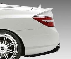 Спойлер Piecha Design для Mercedes E-Class Cabrio A207
