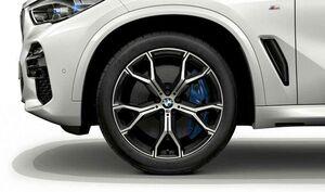 Комплект колес Y-Spoke 741M для BMW X5 G05