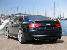 Спойлер Hofele для Audi A8 4H