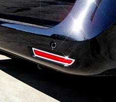 Хром накладки на отражатели Schatz для Mercedes V-Class W447