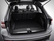 Сетка в багажник для Mercedes GLC