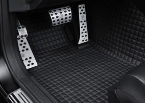 Накладки на педали Brabus для Mercedes SLK R172