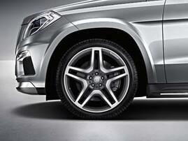 21'' Литой диск AMG для Mercedes GL-Class X166
