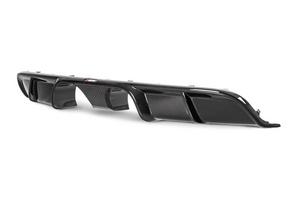 Карбоновый диффузор Akrapovic для Porsche 991 Carrera