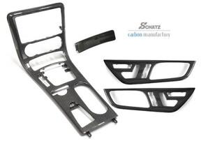 Карбоновая отделка салона Schatz для Mercedes SLK R172
