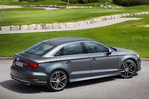Пороги S3 для Audi A3 8V седан