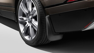 Задние брызговики для Range Rover Velar